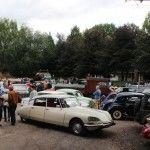 Oldtimers verbinden honderd bomen en Foodstockevent