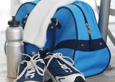 A Packed Gym Bag