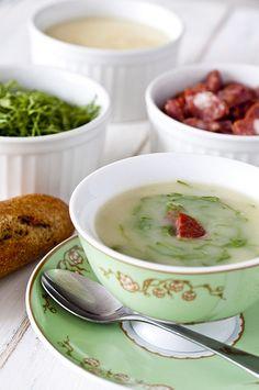 Caldo verde - the best soup ever!