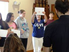 See pictures of my tween and teen music therapy groups performing Bruno Mars and Will.I.Am for our end of the year performance.