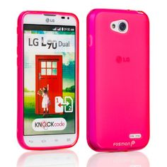 Fosmon DURA-FROST Smooth Durable & Flexible Slim Fit TPU Case Cover for LG Optimus L90 / T-Mobile LG D415 Retail Packaging (Hot Pink) Fosmon Technology http://www.amazon.com/dp/B00K6R12L8/ref=cm_sw_r_pi_dp_-C1Eub0VY2K99