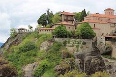 Meteora, Monasterio, Religiosos