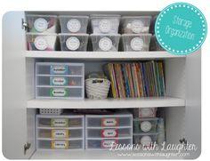 Storage Organization {Part 2}