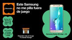 Este Samsung no me pilla fuera de juego