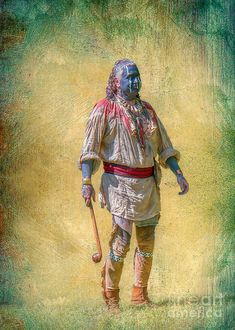 American indian reenactment and Living History