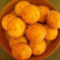Cupcakes light ολικής αλέσεως με γεύση πορτοκάλι κατάλληλα και για διαβητικούς Sweet Potato, Biscuits, Muffin, Food And Drink, Potatoes, Cupcakes, Cookies, Vegetables, Breakfast