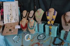 Made In NC marketplace featuring handmade North Carolina items at the Brooklyn Arts Center in Wilmington