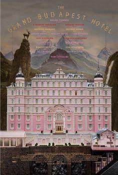 """Гранд отель ""Будапешт"" Уэса Андерсона (фото 1)"