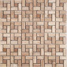 Mosaico de Mármore Távola BW006 | Colormix Revestimentos