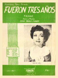 Tango 1956 Letra y música: Juan Pablo Marín.