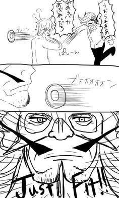 One Piece, Vinsmoke family