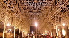 Luminaria a Bari