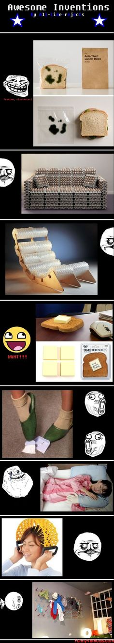 Funny Inventions | funny verticals - awesome inventions