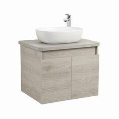 Mueble Liquid Con Lavamanos Vessel