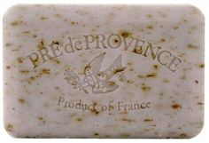 Pre de Provence Soap, Lavender, 8.8 -Ounce Cello Wrap by Pre de Provence. $8.00. Contains a lavender soap 250 grams wrapped bar with shea butter, natural herbs and scents. Natural protection against the ultra-violet rays. 100 percent natural and organic. These best-selling soaps are triple milled in Provence using the old-world methods. They're enriched with natural shea butter to cleanse and soften, and infused with pure essential oils to add delicate aroma. Equally...