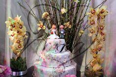 Magali Flores e Decorações - Expo Noivas Maio/13