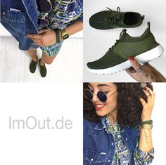 Olive X Jeans  by Sara-Joleen K., 26 year old Actress & Blogger from Cologne, Germany