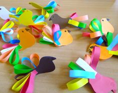 Anchor Crafts, Paper Flowers, Diy And Crafts, Christmas Crafts, Crafty, Techno, Spring, Kids, Origami