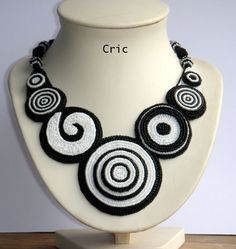 Nouvel hommage à Sonia Delaunay | Jewelry - Necklaces | Pinterest