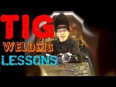 Teach Yourself How To Tig Weld Steel (Part 1 of 4)