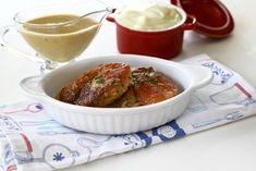 reteta friptura inabusita de porc la tigaie cu ceapa si mustar