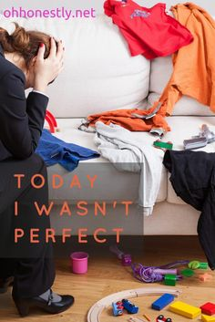 No parent is perfect. But your kids love you just the same. Love this! Thanks, @ohhonestlylc!