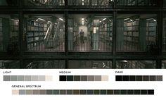 Request Week #3 - @bcpkTinker Tailor Soldier Spy, 2011Cinematography: Hoyte Van Hoytema
