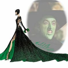 I don't know where to post this sooo it goes into Disney Michael Anthony ( Disney Princess Fashion, Disney Style, Disney Art, Disney Dresses, Disney Outfits, Dress Drawing, Fashion Design Sketches, Disney And Dreamworks, Wizard Of Oz