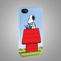 Snoopy Charlie Brown: Design 3 iPhone and Samsung Phone Case