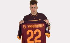 La Roma confirma el fichaje de El Shaarawy