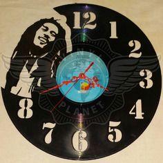 26,50 € Horloge vinyle décoration bob marley