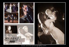 Jupiter Beach Resort and Spa Wedding Album page 35 & 36. Debra Weisheit, Photographer