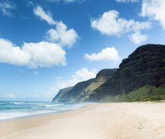 On of the Best Beaches on Earth: Polihale Beach, Kauai, Hawaii