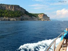 Heading Back to Kemer on our Blue Cruise with #GuletVoyage
