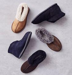 26e454686aa0 Ladies  Sheepskin Bootee Slippers Kids Slippers