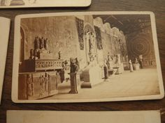 CDVs B w Antique Photo 1868 1874 Carte de Visite Roma Rome Naples Italy Broci | eBay