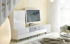 Besta ikea on Pinterest  Ikea, Ikea Living Room and Media Storage