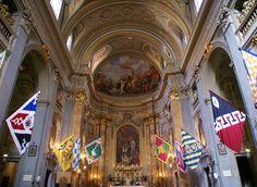 Rom, Via Giulia, Chiesa di Santa Caterina da Siena (Church of St. Catherine of Siena)