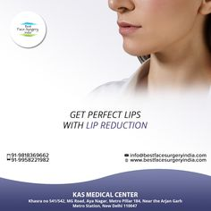 Lip reduction procedure involves removing skin tissues from the lower or upper lips, or sometimes both. ====== For further information regarding Lip Reduction Surgery, please visit our website at www.bestfacesurgeryindia.com or write to us at info@bestfacesurgeryindia.com Call / Whatsapp TODAY - 91 9818369662, 9958221982 #lipreduction #lipreductionsurgeon #cosmeticsurgeryinindia #cosmeticsurgeonindelhi #plasticsurgeryinindia #plasticsurgeonindelhi #DrAjayaKashyap #drkashyap Lip Surgery, Lower Lip, Perfect Lips, Beautiful Lips, Medical Center, Your Lips, Plastic Surgery, Old Women, Website