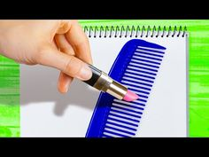 35 SIMPLE PAINTING TECHNIQUES EVERYONE CAN DO    5-Minute Decor Crafts! - YouTube