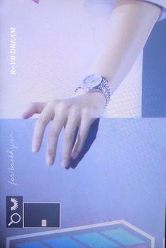 백현 | Baekhyun | EXO | Byun Baekhyun | Baekhyun's hand | EXO Channel Adventure | Hyunee 'ㅅ'