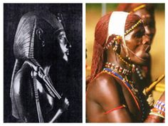 The real people Pharaonique. Kemetic
