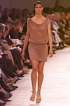 Cerruti Spring 2001 Ready-to-Wear Fashion Show Collection