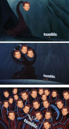 For anyone who is confused about what the Mishapocalypse is. It's like a Hydra.