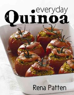 The third book in the successful Quinoa collection from New Holland. Rena's back with more great quinoa recipes to feed the family, whatever the budget, taste or dietary requirement. Did you know that