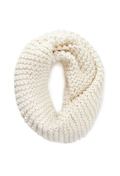 Chunky Ribbed Infinity Scarf   FOREVER21 - 1000081533