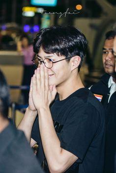 박보검 170214 방콕공항 out_팬미팅