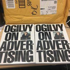 Reading the classics #advertising #ogilvy #marketing #bookreading #lifelearning