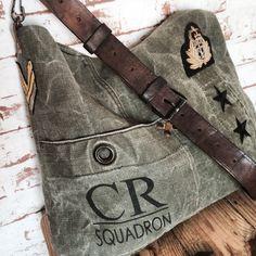 Squadron kaki bag  www.sobenstore.bigcartel.com