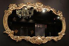 i love mirrors like this
